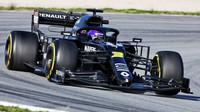 ŽIVĚ: Poslední den testů - kolik toho týmy odhalí? Dopoledne nejrychlejší Renault před Ferrari - anotační foto