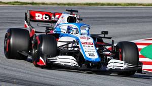 Williams nasadil už třetí motor, jeho šéfka lituje ztrátu času způsobenou Mercedesem - anotační obrázek