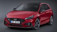 Hyundai i30 po faceliftu: atraktivní, N Line už i pro kombi, mildhybridní pohon - anotační foto