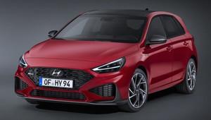 Hyundai i30 po faceliftu: atraktivní, N Line už i pro kombi, mildhybridní pohon - anotační obrázek