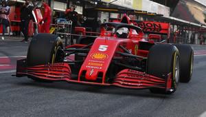 Vettel kritizuje současné poměry ve Formuli 1. Co mu vadí? - anotační obrázek