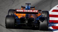 """""""Trénuji víc než kdy dřív,"""" říká Sainz. McLaren plán přejít na motory Mercedes od roku 2021 nemění - anotační obrázek"""