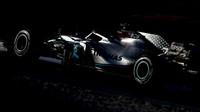 Valtteri Bottas v rámci prvního dne druhých předsezonních testů v Barceloně