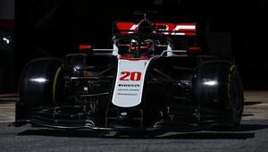 Haas nemůže za meziroční pokles výkonnosti, Magnussen poukazuje na dodavatele motorů - anotační obrázek