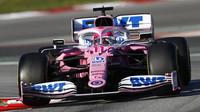První trénink druhého rakouského víkendu ovládl Pérez, Ferrari stále za očekáváními - anotační obrázek