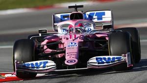 Nejvyšší rychlost dosáhl nejlepší pilot závodu Pérez, v sektorech dominovaly McLareny - anotační obrázek