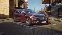 Nový Renault Talisman Grandtour míří na náš trh - anotační foto