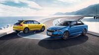 Škoda ukázala modernizovaný Rapid a Rapid Spaceback pro čínský trh