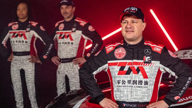Tomáš Enge GT3