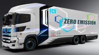 Toyota vyvíjí vodíkové nákladní auto - anotační obrázek