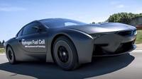 BMW přináší první virtuální pohled na pohon budoucího vozu BMW i Hydrogen NEXT
