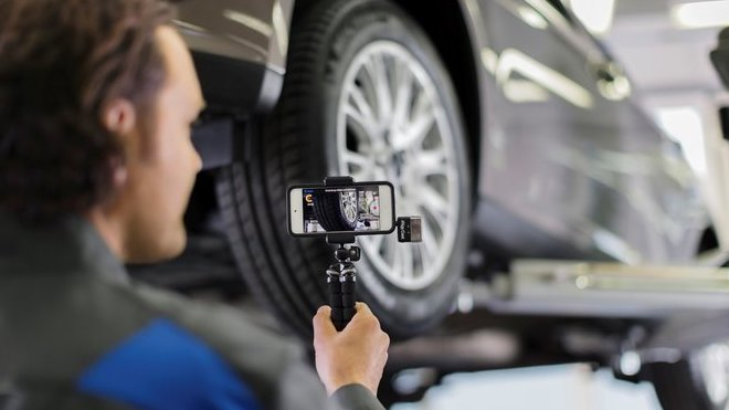 Ford zavádí v České republice bezkontaktní servis