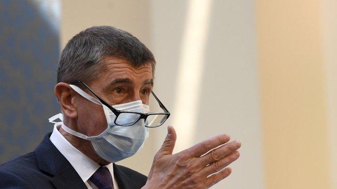Andrej Babiš předseda vlády