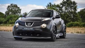 Jedinečný Nissan Juke-R700 s motorem z GT-R - anotační obrázek