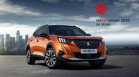 Peugeot reddot winner 2020