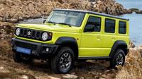 Suzuki plánuje 5ti dvéřové Jimny, dočká se i Evropa? - anotační foto
