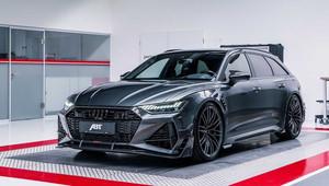 Audi RS6-R od ABT, rodinný supersport - anotační obrázek