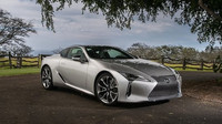 10 specialit vylepšeného Lexusu LC Coupe - anotační obrázek