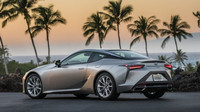 Lexus odhaluje nové vlajkové kupé LC v modelovém provedení 2021