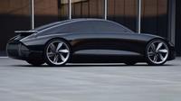 Ladný design studie Hyundai Prophecy ve stylu kupé je inspirován klasickými automobily z 20. a 30. let 20. století