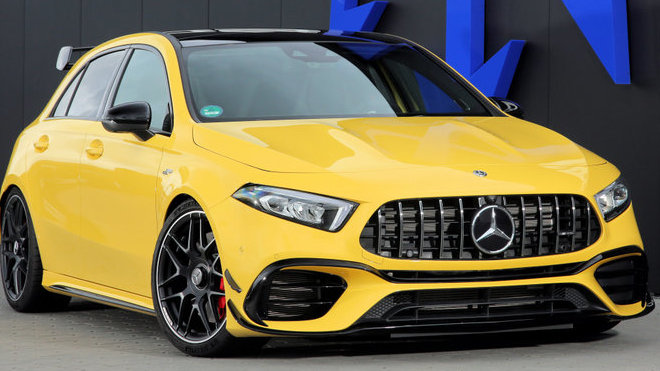 A 45 RS AMG