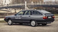 Hybridní pohon - Audi Duo