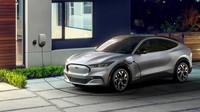 Zaslouží si Ford Mustang Mach-E nosit ikonický emblém Mustangu? - anotační foto