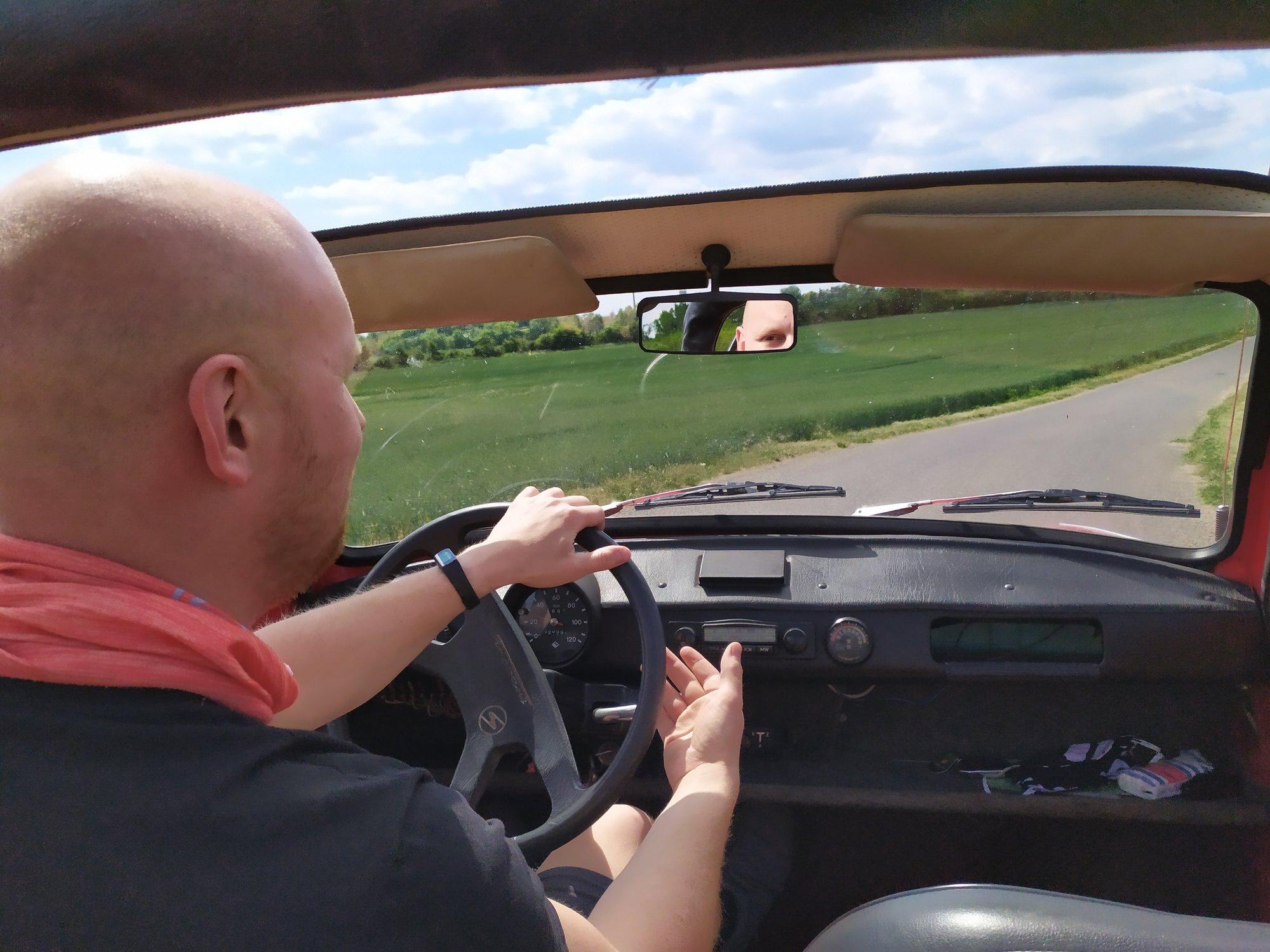 Trabant 601 Ostermann Cabrio