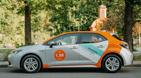 Zájem o sdílení aut se mění. Největší tuzemská firma reaguje - anotační obrázek