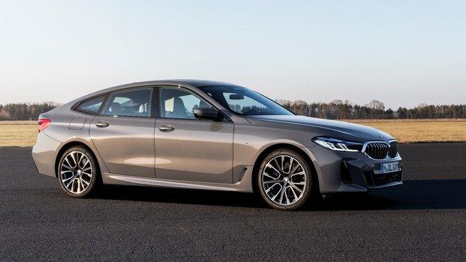 Faceliftované BMW 6 Gran Turismo sází na komfort, praktičnost a mild hybridní techniku