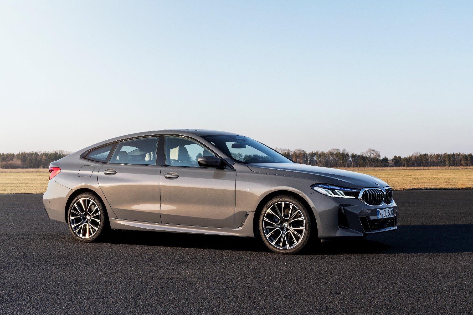 Faceliftované BMW řady 6 Gran Turismo sází na komfort, praktičnost a mild hybridní techniku - anotační obrázek
