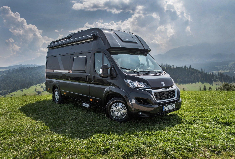 Peugeot přichází s nabídkou obytného vozu Peugeot Boxer - anotační obrázek