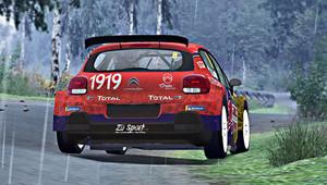 Premiérovou eSport Rallye Český Krumlov vyhrál Dennis Zeťák - anotační obrázek