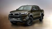 Nová Toyota Hilux je tady - anotační foto