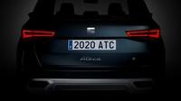 Seat představí 15.6.2020 modernizované SUV Ateca. Slibuje emocionální vzhled, komplexní konektivitu a více bezpečnosti