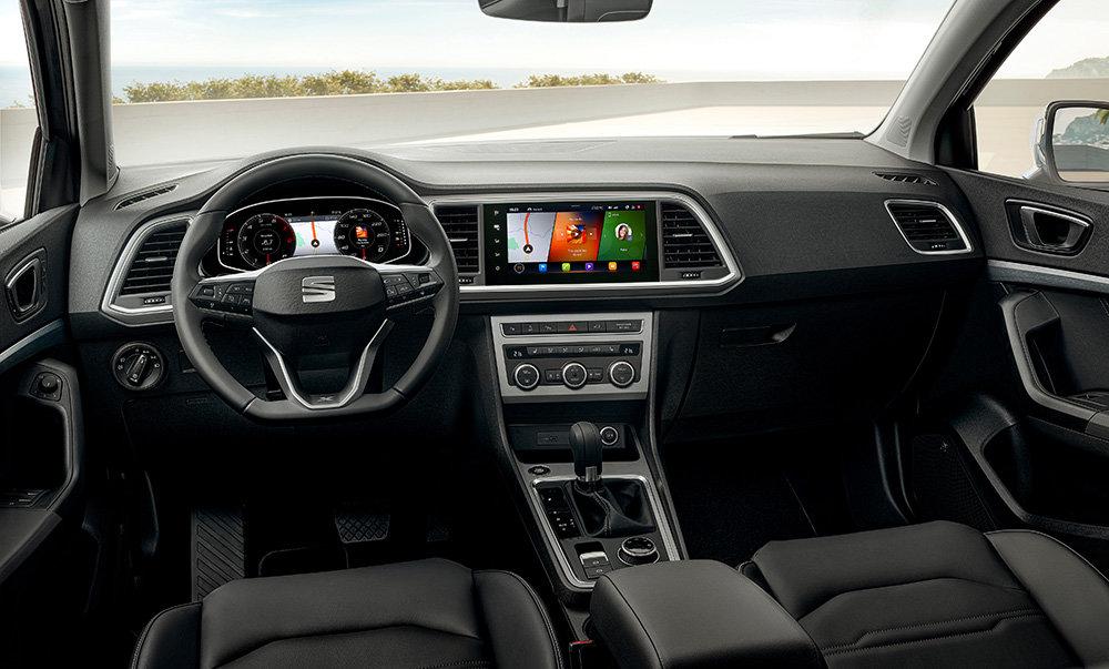 Seat představil své modernizované SUV Ateca