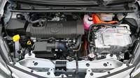 Hybridní soustava motor + HSD + e-CVT převodovka
