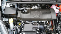 Atmosferický benzínový motor znamená naprostou spolehlivost a bez problémový provoz