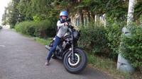 Test: Honda CMX 500 Rebel, hodné milé koťátko - anotační obrázek