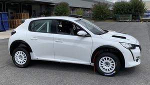 Nový Peugeot 208 Rally 4 míří do Slušovic - anotační obrázek