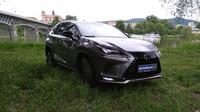 Test Lexus NX 300h 4x4 E-FOUR, prémiové SUV jde vlastní cestou - anotační foto