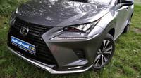 Hybrid Lexus NX 300h se může pochlubit novým titulem. Získal ho však v zahraničí - anotační foto