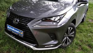 Hybrid Lexus NX 300h se může pochlubit novým titulem. Získal ho však v zahraničí - anotační obrázek