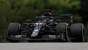 GRAND PRIX ŠTÝRSKA: Hamilton dominuje, Ferrari odjíždí s ostudou - anotační obrázek