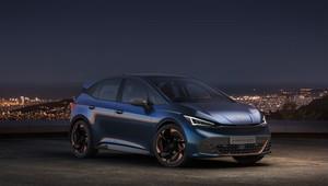 První elektromobil CUPRA slibuje dojezd až 500 km - anotační obrázek