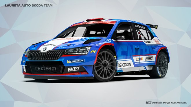 Laureta Auto Škoda Team