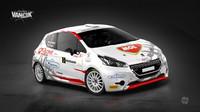 Vančík Motorsport na (re)startu sezóny 2020 - anotační obrázek