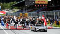 Slavnostní zahájení závodu velké ceny Štýrska