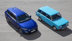 Půl století rodinných vozů SEAT - anotační obrázek