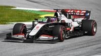 Romain Grosjean v závodě velké ceny Štýrska